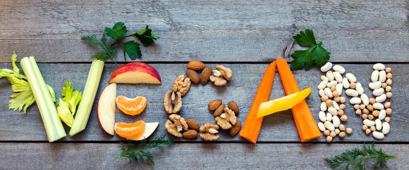 gesundes vegane essen